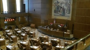In the Oregon Senate, a bill to restrict some guns or magazines is expected to be introduced when the legislature convenes in 2013.