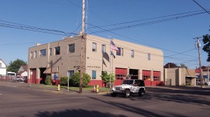 Fire Station 11 is to be razed and replaced at the same site.