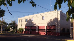 Fire station 11 would be replaced in the same location but on an expanded site if voters approve the proposed police and fire building bond issue.