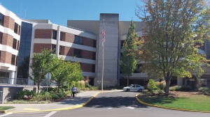 Good Samaritan's flagship hospital in Corvallis.