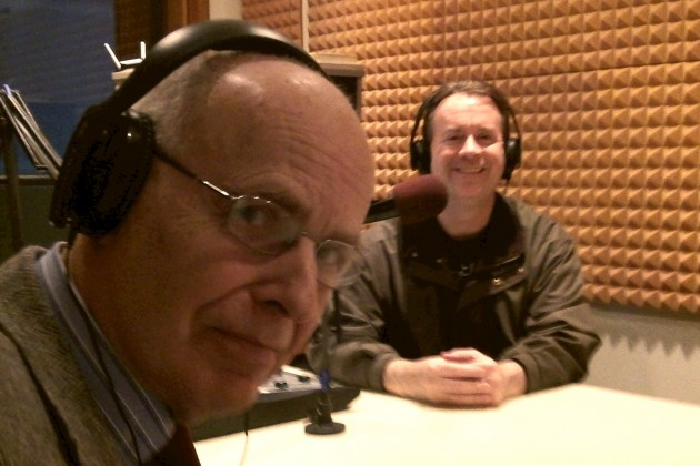 """Marijuana was one of the things host Jeff McMahon, right, and I were talking about on KGAL's """"Valley Talk"""" Tuesday. Unfortunately, we may have to talk about it again."""