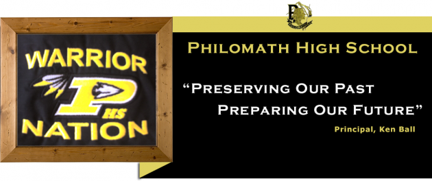 An image from the website of Philomath High School.