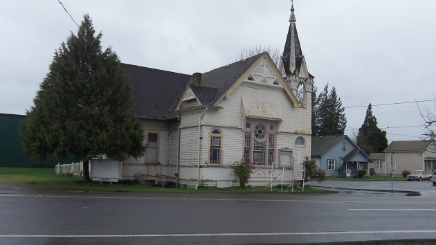 The city of Albany wants to sell this old church, which needs all kinds of work.