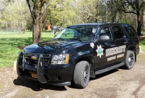 The Benton County Sheriff's Office features this vehicle on its Facebook page.