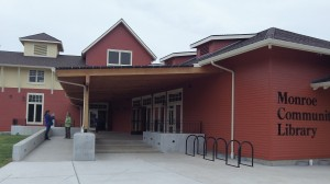 Comments on the Bailey Line will be taken at Monroe's fine new library on July 8. (A Corvallis meeting is set for July 10.)