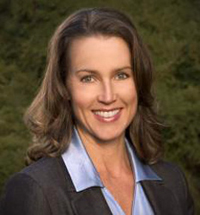 "Oregon's ""first lady"" as shown on the state government's website."