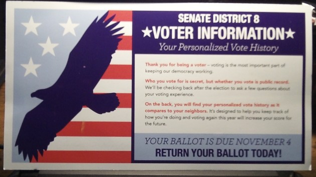 Hard to believe a regular voter would need this.