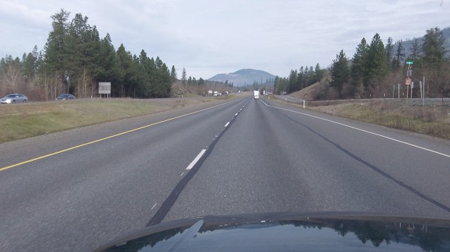 The open road: Oregon barred sobriety checkpoints in 1987.