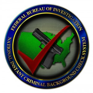 The FBI's logo of the NICS.