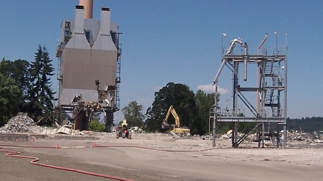 All of this is supposed to be gone by the end of July, a company spokesman said in May.