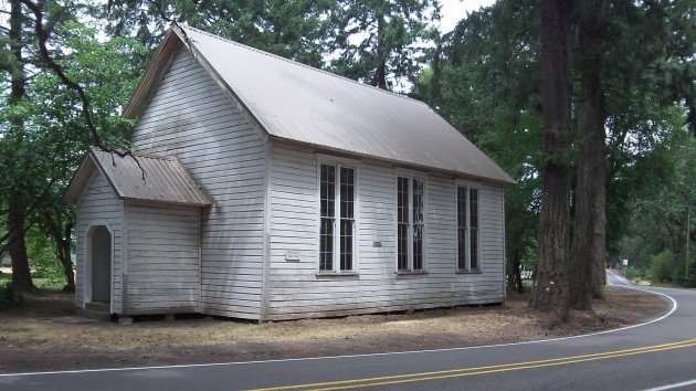 The Orleans Chapel is more than 100 years old.