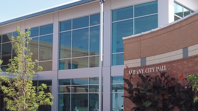 Albany City Hall, where a decision about new initiative proposals must be made.