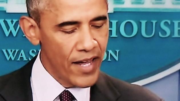 """President Obama on TV Thursday: """"Modest regulations""""?"""