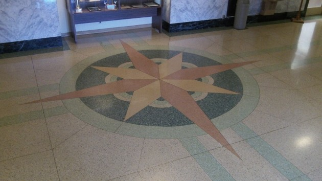 The courthouse compass rose is clearer than the approach to next year's pot elections.