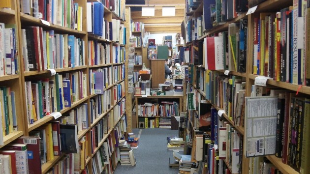 """For businesses like this paradise for book lovers, the wage law is a """"devastating"""" problem."""