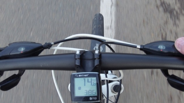 Maybe bike computers could be rigged to report mileage so cyclists could be charged like motorists.
