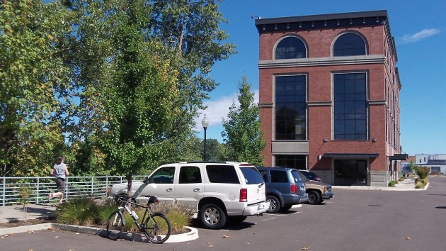 The Wheelhouse in a shot from last September.