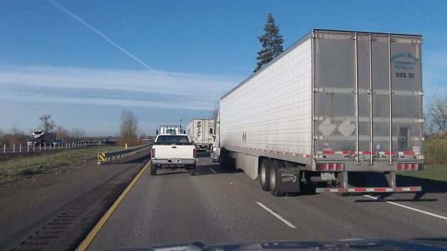The STIP lists a project to smooth the concrete on I-5 south of Albany, but nothing to ease frequent congestion.