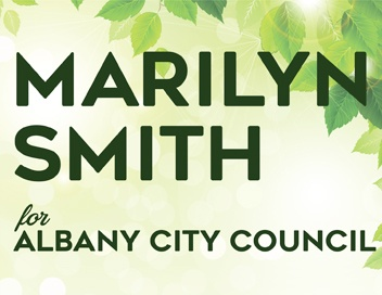 Marilyn Smith for Albany City Council
